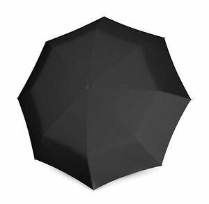 GéNéReuse Doppler Magic Carbonsteel Duomatic Parapluie Accessoire Uni Black Noir Neuf-afficher Le Titre D'origine Fabrication Habile
