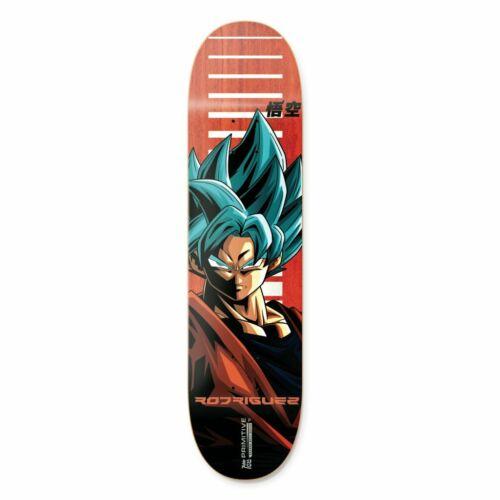Paul RodriguezSize Primitive Skateboard x Dragon BallSSG Goku Deck 8.0