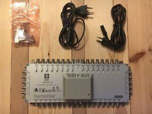 2019 Offiziell Wisi 17/8 Multischalter 5-862/950-2400 Mhz Aktiv Dy 25 Multisystemquick