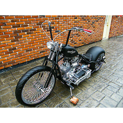 2019 Custom Built Motorcycles Bobber