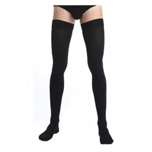 51921fafa Image is loading 23-32mmHg-Medical-Compression-Stockings-Thigh-High-Support-