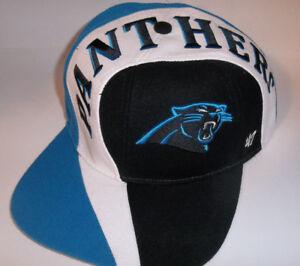 37cd7a23147 Image is loading CAROLINA-PANTHERS-NFL-47-Brand-Captains-Logo-BLACK-
