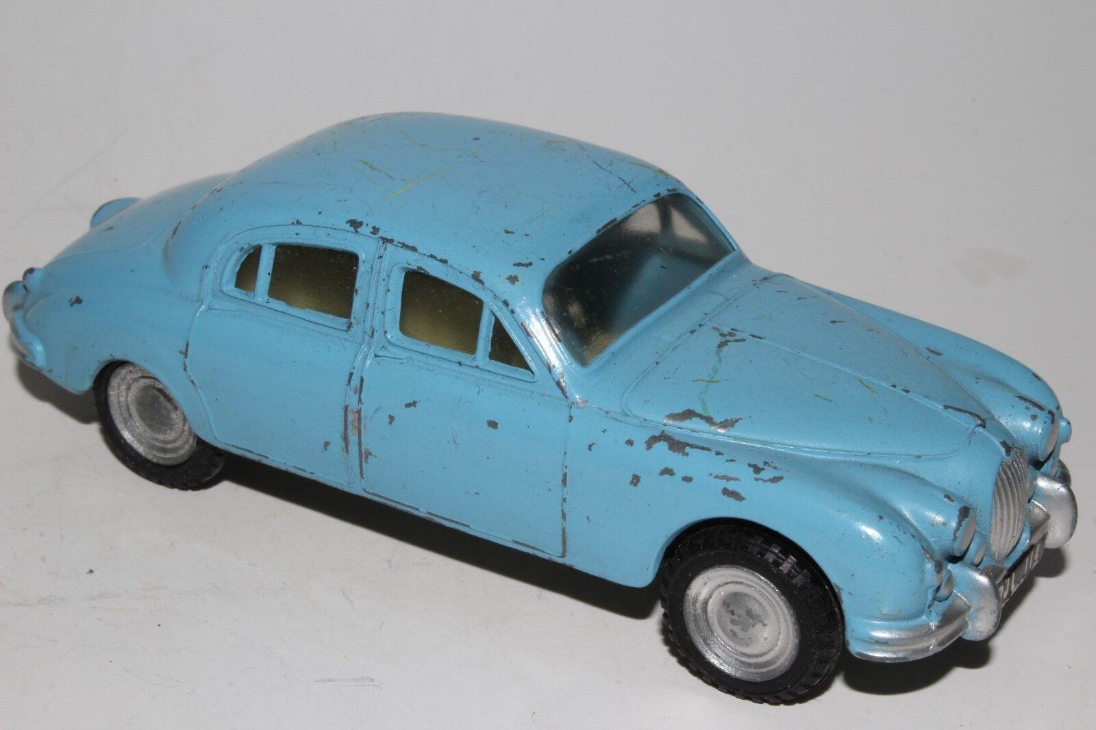 Spot-on toys, década de 1960 Jaguar 3.4 Sedan, Original