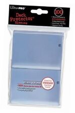 Standard Pro Matte Card Sleeves 100 Pack Clear Ultra Pro