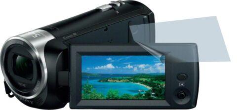 6x crystalclear LCD Screen Guard protector de táctil Sony hdr-cx240eb