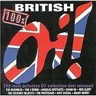 Various Artists - 100% British Oi [Cleopatra] (1998)
