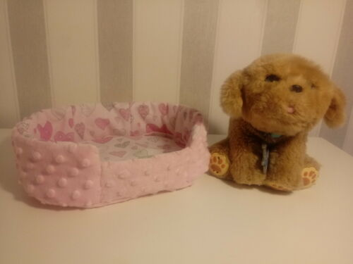 BED for LITTLE LIVE PETS SNUGGLES FROSTY TIARA,KITTY or RUFUS