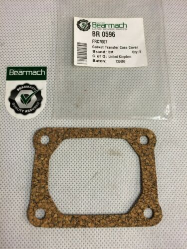 Bearmach Land Rover Series 2 2A 3 Transfer Case Top Gasket NEW 219995 528234