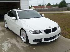 BMW E92 E93 Coupe Cabrio 06-10 M3 look FRONT BUMPER ABS Plastic Sport M tech 3