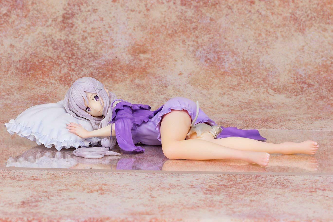 Re ZERO Starting Life World in Another World Life Emilia 1/7 PULCHRA aaf51e