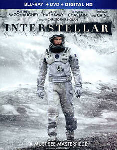 Interstellar-Blu-ray-DISC-ONLY-NO-CASE-NO-COVER-ART-EXCELLENT-CONDITION