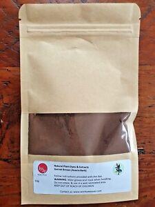 Acacia corteccia TINTURA vegetale estratto (Granato Marrone) 200g