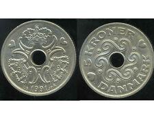 DANEMARK  5 kroner  1991