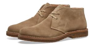 Astorflex Greenflex Suede Chukka Boot Stone