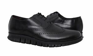 Florance Men's Solid Black With