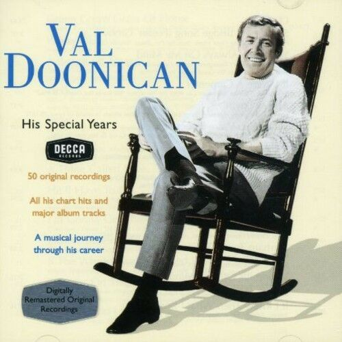1 of 1 - Val Doonican - His Special Years: Very Best [New CD] UK - Import
