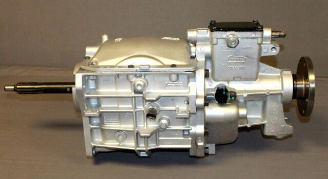 Ford Mustang 2005-2010 4 0 V6 Borg Warner T5 Rebuilt 5 Speed Transmission