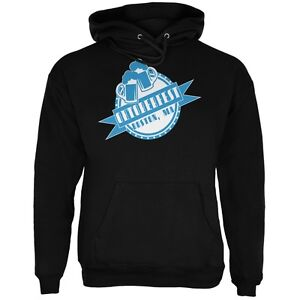 à Oktoberfest Sweat adulte Boston capuche Mass noir n0mOvN8w