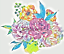 DMC-Modern-Colorful-Cross-Stitch-Embroidery-Pattern-Kits-Chart-PDF-14-count thumbnail 6