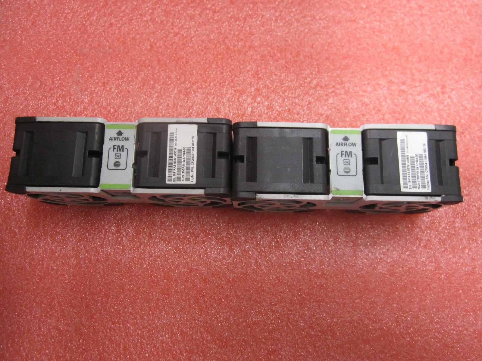[Lot of 2] Sun SunFire X4140 X4150 T5120 T5140 Dual-Fan Module 541-1984