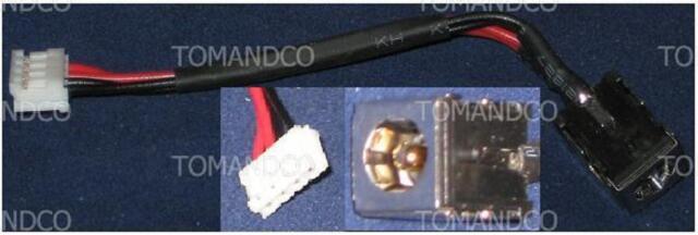 DC-Klinkenstecker für ASUS k50 P50 X5 X87Q K51 K51A K70 f50 mit Kabel