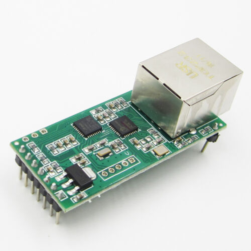 Módulo de serie RJ45 usriot Uart Ttl A Ethernet//TCP//IP Convertidor USR-TCP232-T2 corriente directa