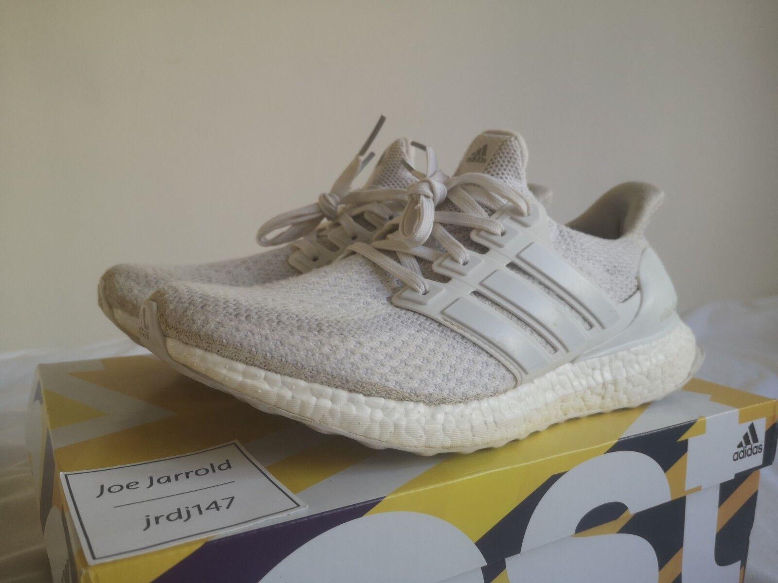 Adidas (AQ5929) Ultra BOOST 2.0 - Triple Weiß (AQ5929) Adidas | UK8.5 / US9 592526