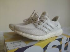 sneakers for cheap 23dfe 896ef adidas Ultra BOOST 2.0 - Triple White (AQ5929)   UK8.5   US9