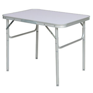 Aluminium Campingtisch Klapptisch Koffertisch Falttisch Gartentisch ...