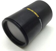 Melles Griot 59 Lgf 412 Invaritar Machine Vision Camera Lens 50mm 52mm Mount