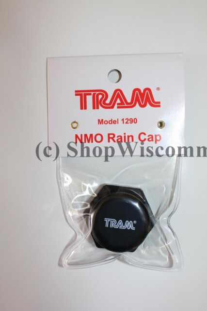 Tram 1290 NMO Cap W/O-Ring Used To Protect Your NMO Mount