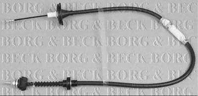 Acquista A Buon Mercato Bkc1417 Borg & Beck Cavo Frizione Si Adatta Vw Lupo, Polo, Arosa Nuovo O.e Spec!- Alleviare Reumatismi E Freddo