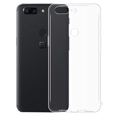 Custodia Cover Morbida Trasparente Anukku Air Gel Per Xiaomi Redmi Note 4