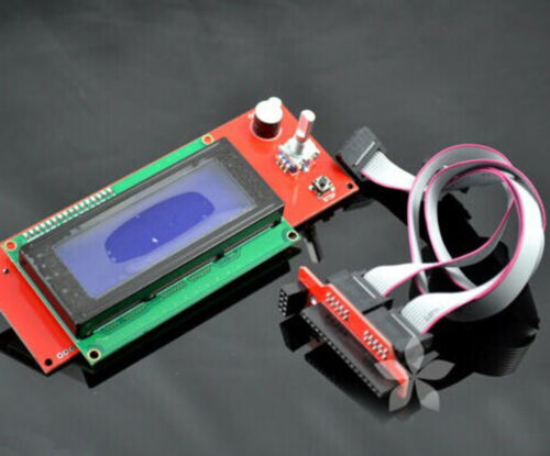 3D Printer RAMPS 1.4 LCD 2004 Anzeige BAF Mega 2560 5pcs A4988