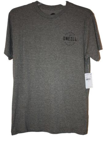 Dark Grey O/'Neill Men/'s Legacy Short Sleeve T-Shirt