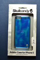 Skullcandy Aviator Case For Iphone 5 Free Shipping New/sealed