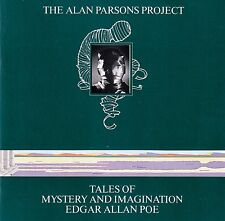 THE ALAN PARSONS PROJECT : TALES OF MYSTERY AND IMAGINATION / CD (MERCURY 1976)