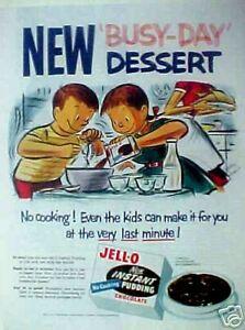 1954-Jell-O-Boy-Mixing-034-Whitney-Darrow-Jr-034-Cartoon-Art-Busy-Day-Dessert-Promo-AD