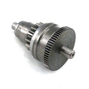 Details about Starter Motor Clutch Gear Bendix GY6 50cc 4 Stroke Chinese  Scooter Taotao