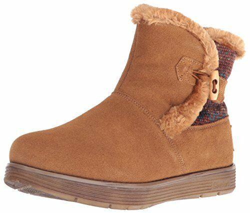 Skechers 48677 Damenschuhe Damenschuhe 48677 Adorbs-Sweater Trimmed Snow Boot- Choose SZ/Farbe. 9b36a2