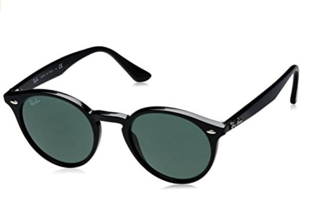 Ray-Ban Rb2180 601 71 51mm Black Frame g15 Green Lens Sunglasses   eBay b193cdb822