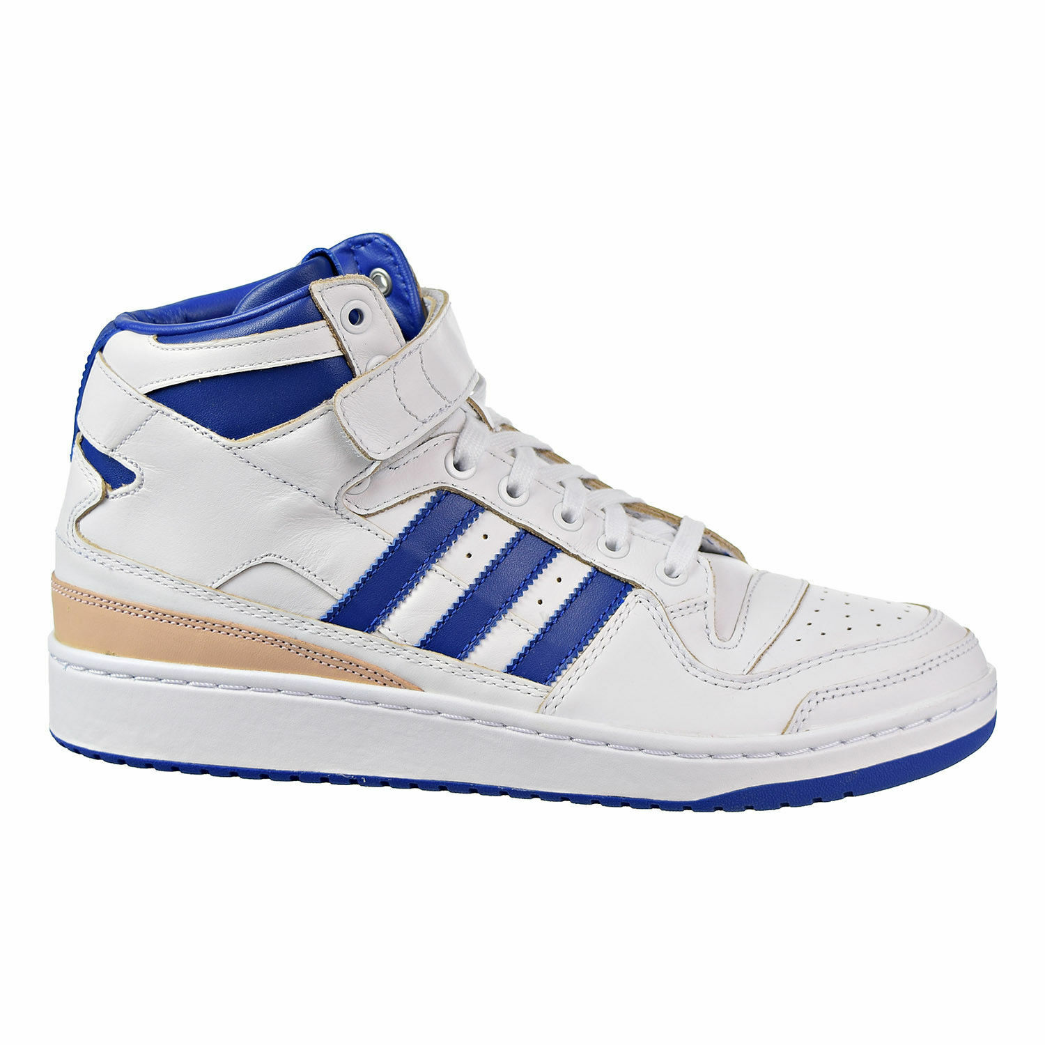 Adidas Forum Mid (Wrap) Men's shoes White BY4412 Size US 11 D Retail  160