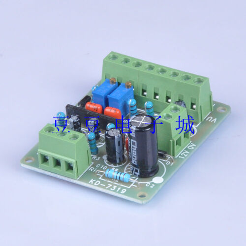 Driver board for Panel VU Meter Recording&Audio db Level Meter replace TA7318P