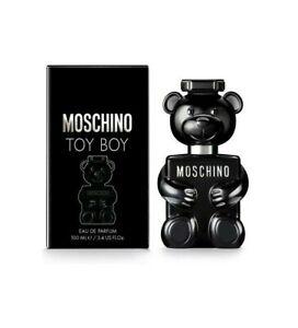 Detalles de Moschino Toy Boy Eau de Parfum New Launch