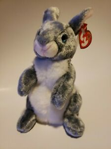 TY Beanie Baby - HOPPER The rabbit August 7, 2000  W/tags