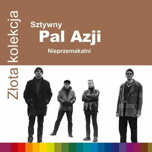 Sztywny Pal Azji - Zlota Kolekcja - Nieprzemakalni [CD]
