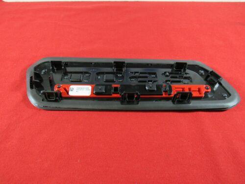 RAM DT 2500 HEAVY DUTY Left/&Right Side Black Hood Nameplate Bezel NEW OEM MOPAR
