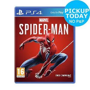 Marvel Spider-man for PlayStation 4 - 2018