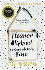 Eleanor Oliphant is Completely Fine by Gail Honeyman Book The Cheap Fast Free