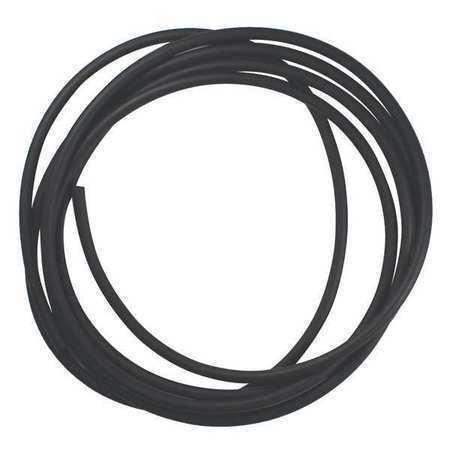 JAMES CSBUNA-6.5-100 Rubber Cord,Buna,6.5mm Dia,100 Ft E